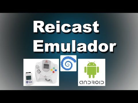 Reicast Emulador Dreamcast no Android  - Como Instalar