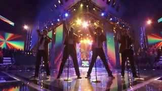 Winner Jermaine Paul - I Want You Back'- (The Voice America Season 2 Final).avi