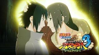 Sasuke & Itachi Final Moments