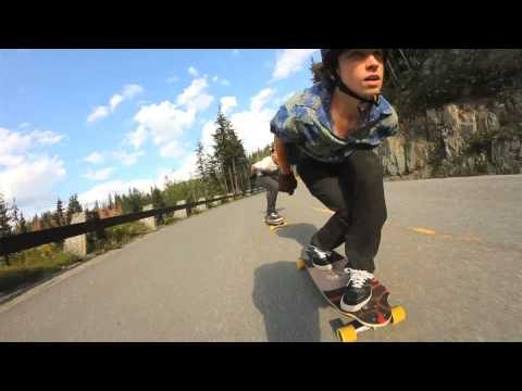 Rayne - Avenger - Longboard (2013)