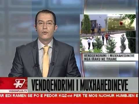 News Edition in Albanian Language - Vizion Plus - 2013 May 17 - 15:00