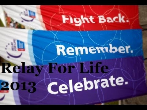 Relay For Life 2013 Celebrate.Remember.Fight Back! Donate Now!
