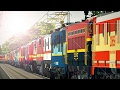 Indian Railways Engines Parade MSTS Open Rails