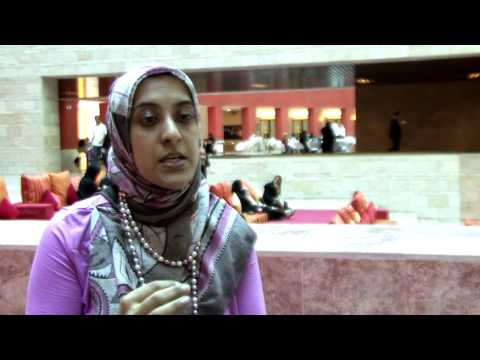Interview with Shabina Khatri - Doha News
