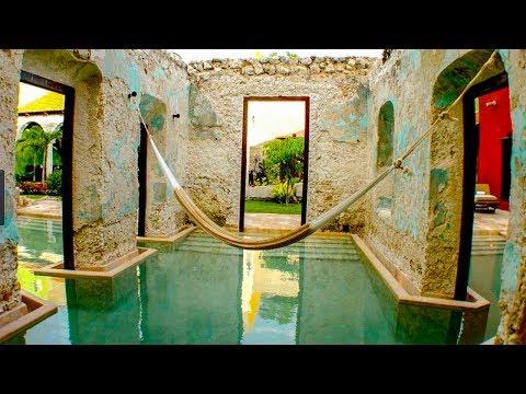 Hacienda Hotels in Yucatan Mexico | MicBergsma
