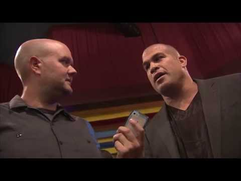 Bellator MMA Fan Fest with Randy Couture Scott Coker Tito Ortiz  More