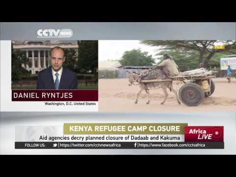 UN criticizes Kenya's decision to shut Daadab refugee camp