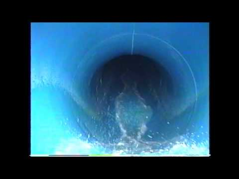 Wet/Dry Water Slides POV at Oakwood Theme Park Pembrokeshire Wales UK