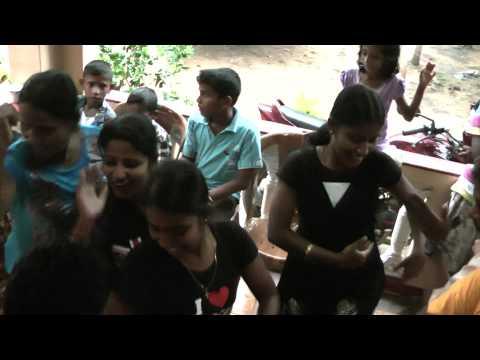 Dance in Arippu, Mannar, Sri Lanka