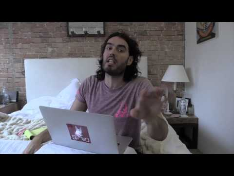 Government Spying - Who's The Biggest Threat To Your Security? Russell Brand The Trews (E265)