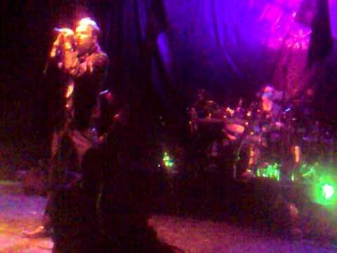 Lacrimosa Intro + Schakal Circo Volador, Mexico City 12/10/2010