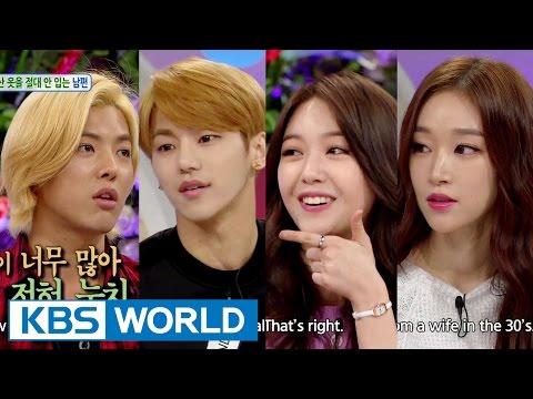 Hello Counselor - KangNam, Minah, Soya & Insoo (2015.04.06)