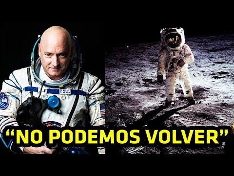 NO PODEMOS volver a la Luna dice el astronauta Scott Kelly