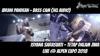 Isyana Sarasvati Tetap Dalam Jiwa Hq Audio Ibrani Pandean Bass Cam Live A Alpen Expo 2018