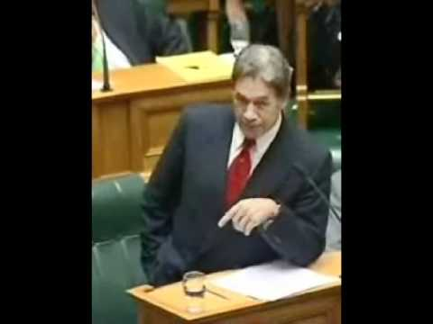 Tribute to Winston Peters
