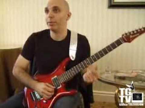 Joe Satriani On Picking