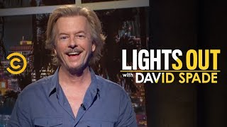 Not Everyone's Happy for the Joker - Lights Out with David Spade