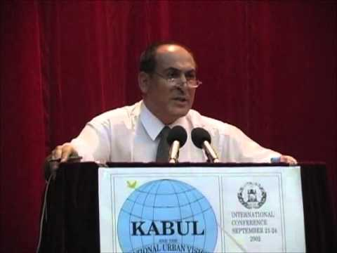 Rebuilding of Afghanistan, International Conference, September 2002