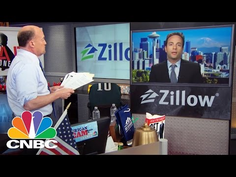 Zillow CEO Spencer Rascoff: Core Story Intact | Mad Money | CNBC