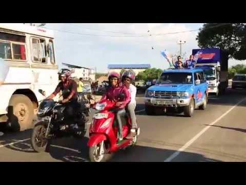 SLT Speed Up Journey Rata Wata - Trincomalee Batticaloa Tamil 2015.10.11