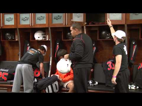 Inside OSU - Football Equipment