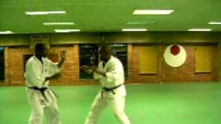 Kyokushin Karate Knockout by Vuyani Mayaba