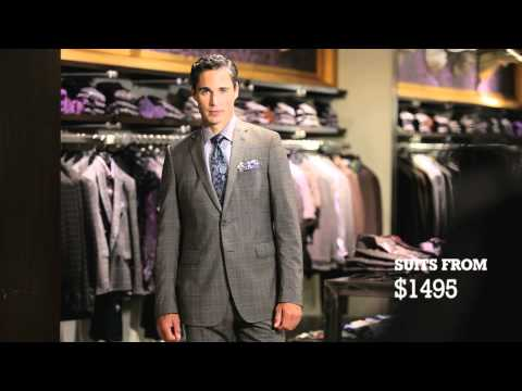 Ask Harry: What suit fits you? by Harry Rosen