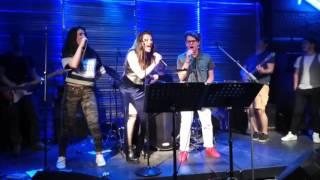 Kudurdistan & The Voice team - Rock n roll queen