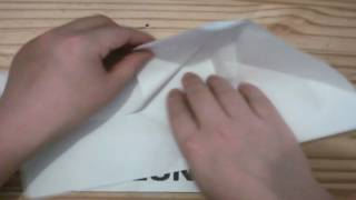 Origami Bag (tutorial)
