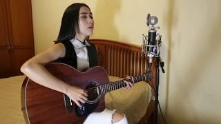 """Karen Fai Tipsuda cover Doh Chi song""""Taw"""" 2018"""
