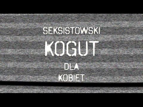 [1000 IBU] Seksistowski KOGUT Dla Kobiet