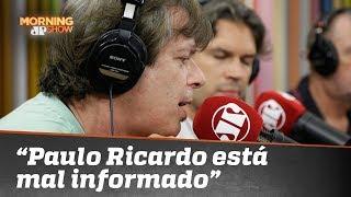 """Entenda a disputa em torno do RPM: """"Na melhor das hipóteses, Paulo Ricardo está mal informado"""""""