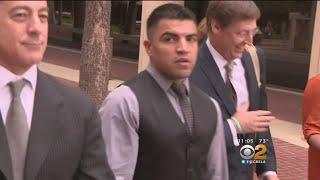 Victor Ortiz Arraigned On Rape Charge In Ventura County