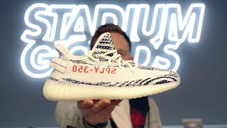 Top 10 BEST SELLING Sneakers at STADIUM GOODS & GIVEAWAY!