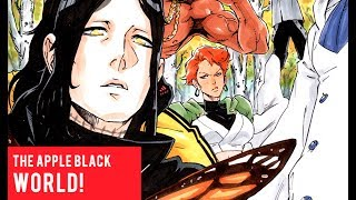 The World of Apple Black Manga