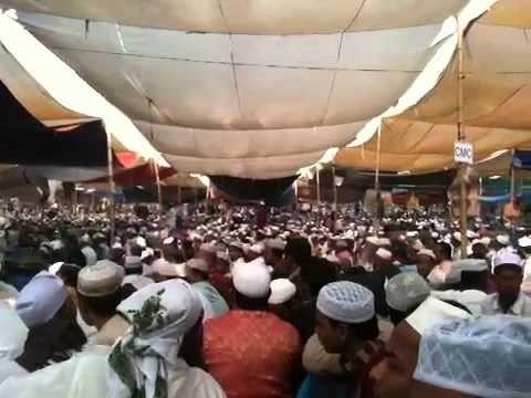 Maulana Saad sb byan tongi part 2 2015 ijtema maghrib friday byan