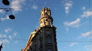 Лесопарковая улица на видео в Санкт-Петербурге: Петербург своими глазами - 3 серия 3 сезон - Улица Рубинштейна (автор: SsVMedia)