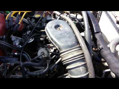 Suzuki carb rebuild