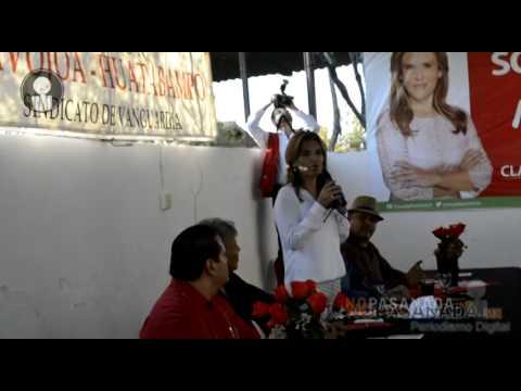 Sostiene reunión Claudia Pavlovich con Stir Navojoa - Huatabampo