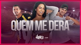 Quem Me Dera Márcia Fellipe Jerry Smith Fitdance Tv Coreografia Dance Audio
