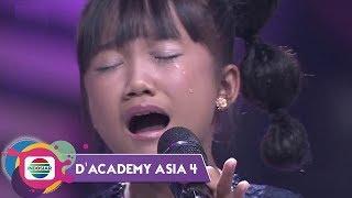 ZAINATUL HAYAT (INA) dalam lagu MUARA KASIH BUNDA, Para KOMENTATOR menangis – DA ASIA