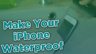 Make Your iPhone Waterproof - How To Use Your iPhone Underwater - Case4Fun Waterproof Case - IPX8