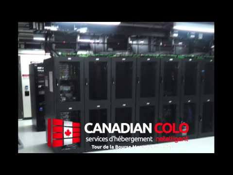 Montreal Data Center High Availability - Canadian Colocation
