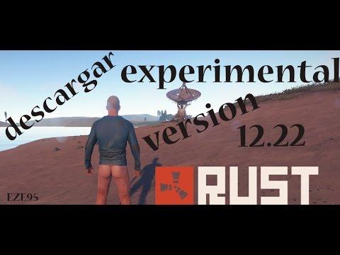 descargar ultima version 1222 del rust con server funcionando+solucion al problema de steam Auth