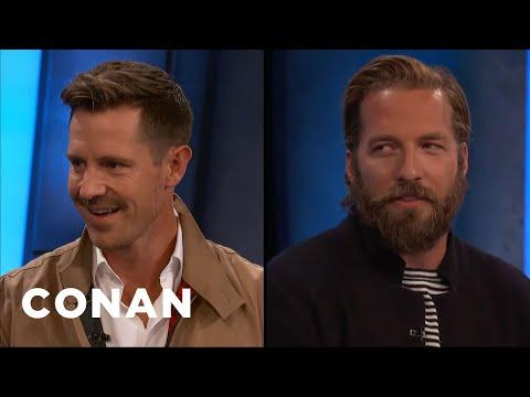 "download lagu How ""Veronica Mars"" Fans React To Jason Dohring & Ryan Hansen - CONAN on TBS gratis"