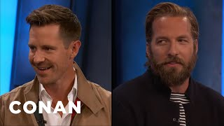 "How ""Veronica Mars"" Fans React To Jason Dohring & Ryan Hansen - CONAN on TBS"