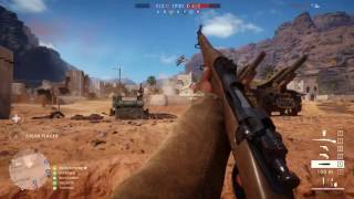 BATTLEFIELD 1 K Bullet M1903 Experimental! BF1 Gameplay Loadout #9 Funny Moments
