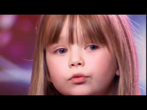 The Voice Inspiration - Worldstar Connie Talbot on Britain's Got
