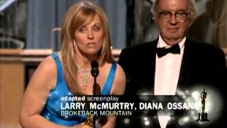 Brokeback Mountain Wins Adapted Screenplay: 2006 Oscars