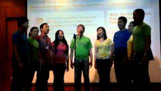 Tong Tong Tong Pakitong-kitong by UP Choral